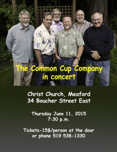 CCC Meaford June 2015